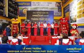 Goodyear khuyến mãi lớn khi mở thêm đại lý mới tại Việt Nam