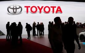 Toyota đầu tư 500 triệu USD vào Uber, tăng tổng giá trị lên 72 tỷ USD