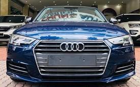 Audi A4 giữ giá hơn so với Mercedes-Benz C-Class hay BMW 3-Series?
