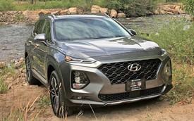 Hyundai Santa Fe 2019: Đổi tên, đổi vận