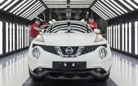 Nissan Juke thế hệ thứ 2 ra mắt ngay đầu năm sau với thiết kế còn dị hơn nữa