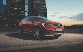 """Biết gì về Renault Arkana – """"BMW X4 của người eo hẹp túi tiền"""" sắp có mặt trên toàn cầu?"""