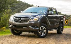 Mazda BT-50 2018 rục rịch về đại lý, giảm giá và chốt lịch mở bán tại Việt Nam