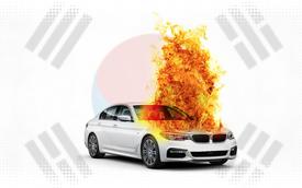 BMW đau đầu vì quá nhiều xe bốc cháy tại Hàn Quốc chỉ trong thời gian ngắn