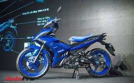 Vua xe côn tay Yamaha Exciter 150 thêm bản mới giá từ 47 triệu đồng, tăng áp lực lên Honda Winner