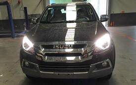 Isuzu mu-X 2018 có mặt tại đại lý, giá dự kiến rẻ nhất phân khúc SUV 7 chỗ