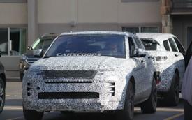 Range Rover Evoque 2019 cận kề ngày ra mắt: Thiết kế gần giống Velar thu nhỏ