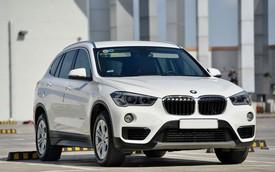 BMW X1 mất hơn 30% giá trị xe sau 16.000 km đầu tiên