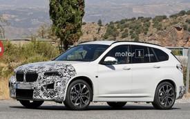 SUV nhỏ nhất BMW X1 2020 rò rỉ ảnh nội, ngoại thất