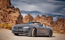 BMW 8-Series mui trần bị thử nghiệm khắc nghiệt ở thung lũng tử thần như thế nào?