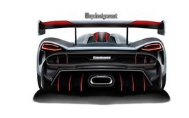 Koenigsegg đã có người thừa kế siêu xe nhanh nhất thế giới Agera với tên gọi Ragnarok