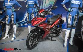 Vì sao Yamaha Exciter vẫn chưa thay đổi động cơ mới?