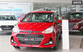 """Người Việt đang """"cuồng"""" Hyundai vì những lý do nào?"""