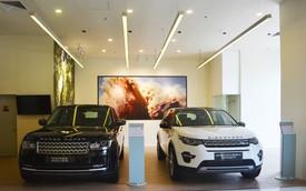 Jaguar Land Rover giảm cả trăm triệu đồng cho xe sang tại Việt Nam