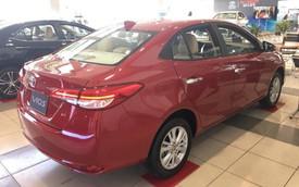 Thị trường ô tô cuối năm diễn biến khó lường