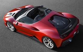 Ferrari sắp có siêu xe bán mui trần mới sau 20 năm bỏ ngỏ