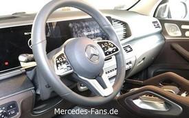 Lộ hình ảnh mới nhất, rõ ràng nhất của nội thất Mercedes-Benz GLE 2019 sắp ra mắt