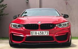 BMW 428i GranCoupe độ M4 rao bán chưa tới 1,6 tỷ đồng