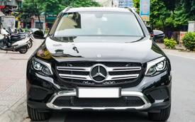 Mới ra mắt không lâu, Mercedes-Benz GLC 200 đã có mặt trên thị trường xe cũ