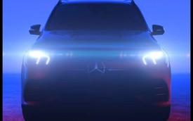 Mercedes-Benz tung trailer chính thức đầu tiên cho GLE 2019