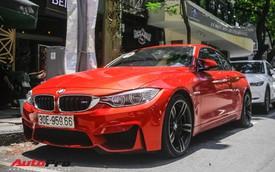 Hàng hiếm BMW M4 mui trần giá 4,2 tỷ đồng tại Sài Gòn