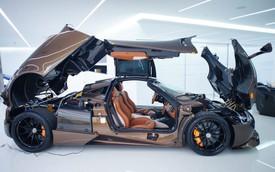 Bộ sưu tập siêu xe chắc chắn có một không hai trên toàn cầu của đại gia bất động sản