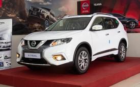 """Vừa mở bán, Nissan X-Trail V-Series đã được tặng kèm tiền mặt và """"đồ chơi"""""""