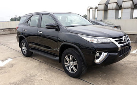 Thêm trăm triệu tiền phụ kiện, Toyota Fortuner 2018 vẫn bán được hơn 900 xe trong một tháng