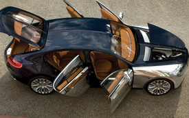 Bugatti sắp làm xe 4 chỗ mới, rẻ hơn Chiron nhưng cũng tới hàng triệu USD, VW chỉ sợ lỗ như Veyron trước kia