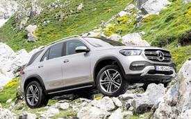 Ra mắt Mercedes-Benz GLE 2019: Thiết kế mượt mà, công nghệ vượt trội