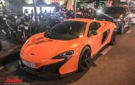 Dàn siêu xe, xe thể thao tụ tập mừng sinh nhật đại gia Sài Gòn