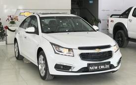 Sắp về tay VinFast, Chevrolet Việt Nam dừng bán một loạt xe lắp ráp