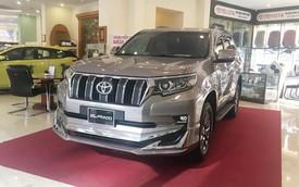 Toyota Land Cruiser Prado mới về Việt Nam, tăng giá gần 80 triệu đồng và chênh tiền phụ kiện