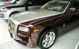 """Lên sàn xe cũ, Rolls-Royce Ghost vẫn đắt ngang 2 chiếc Mercedes-Benz S-Class """"đập hộp"""""""
