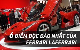 LaFerrari có thể chạy lộn ngược và những điều ít ai biết về siêu xe hàng hiếm của Ferrari