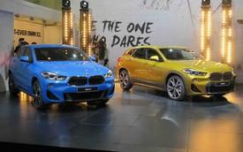 BMW X2 chốt lịch ra mắt Việt Nam, cạnh tranh Mercedes-Benz GLA