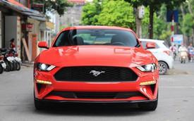 Ford Mustang 2018 thứ 4 giá hơn 2 tỷ đồng về Việt Nam