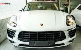 Sau 20.000 km, Porsche Macan hạ giá còn 2,8 tỷ đồng