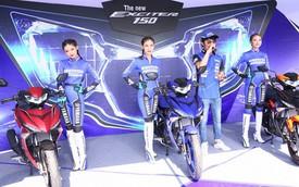 Yamaha Exciter 150 giữ vững ngôi vị vua xe côn tay tại Việt Nam
