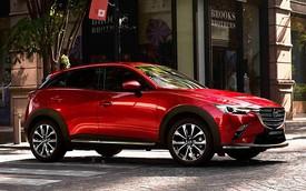 Mazda CX-3 lột xác để cạnh tranh Honda HR-V, Hyundai Kona