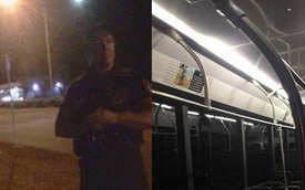 Câu chuyện thanh niên Việt Nam được cảnh sát Úc đi gọi cả chuyến xe bus quay lại đón mình nhận nhiều chú ý trên MXH