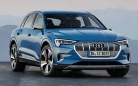 Ra mắt Audi E-Tron: SUV chủ lực khởi động giai đoạn cạnh tranh đầy khốc liệt mới