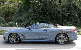 BMW 8-Series mui trần hoàn chỉnh 95% lộ ảnh nóng