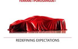 Purosangue - Siêu SUV đầu tiên của Ferrari đấu Lamborghini Urus