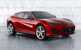 Đây là cách phát âm của dòng SUV Ferrari hoàn toàn mới Purosangue