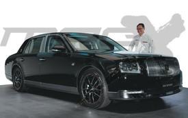 """""""Rolls-Royce của người Nhật"""" Toyota Century bí mật phát triển bản thể thao?"""