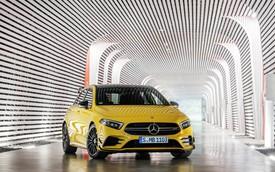 Mercedes-AMG chính thức trình làng xe rẻ nhất A35