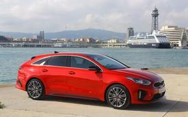 Ảnh thực tế của Kia ProCeed - Đỉnh cao mới của xe Hàn