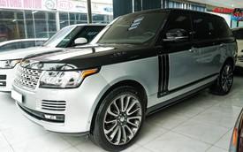 Mua Range Rover HSE LWB chạy lướt, tiền tiết kiệm sắm được thêm Evoque mới