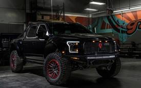 Ford Raptor S: Rolls-Royce của bán tải